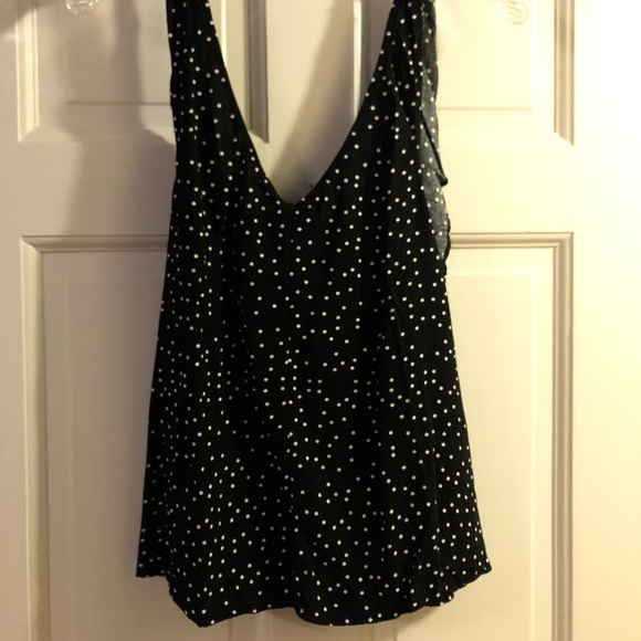 Roxy Tops - Polka dot tank